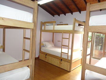 6 Bed Dorm Room Medellin